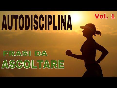 Audio Frasi motivazionali: AUTODISCIPLINA Vol. 1 - Video #motivazionali in ITALIANO