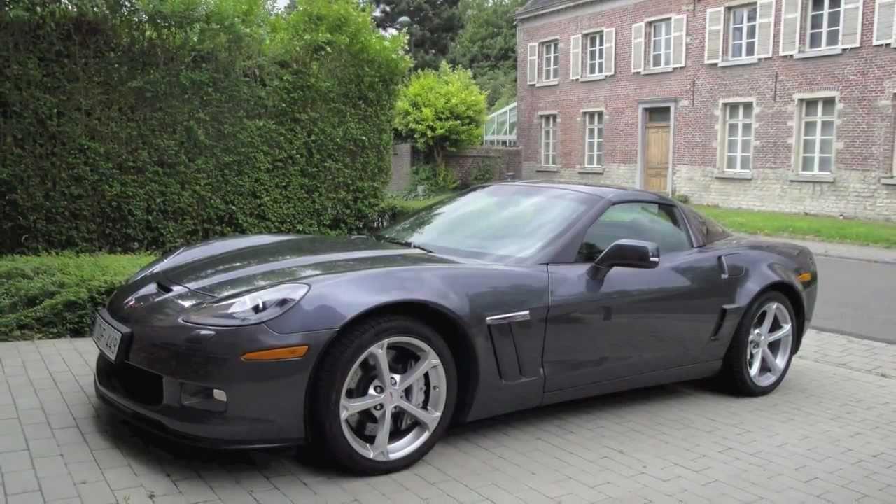 2011 corvette grand sport test drive youtube. Black Bedroom Furniture Sets. Home Design Ideas