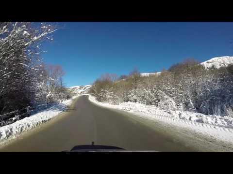 Georgia 19th Dec Road Drive