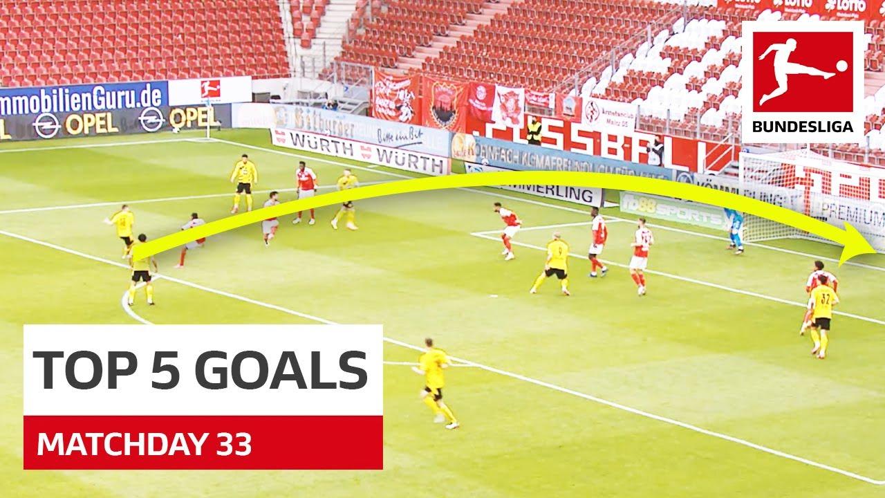 Download Top 5 Goals - Kluivert, Guerreiro & More