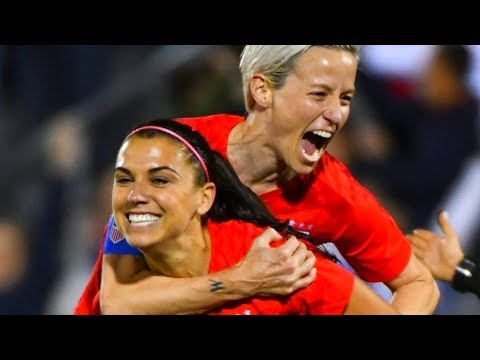 Soccer Star Alex Morgan&39;s Husband Is Actually Quite Well-Known