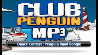 Club Penguin MP3 Dance Contest - Penguin Band Boogie
