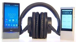 hi res audio player shootout