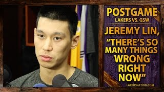 Lakers Jeremy Lin,