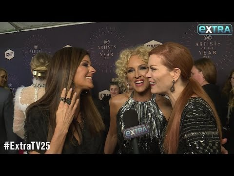 Little Big Town's Karen & Kimberley Talk Girl Power at 'CMT Artists of the Year'