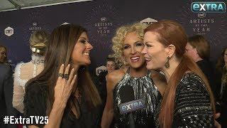 Little Big Town's Karen & Kimberley Talk Girl Power at 'CMT Artists of the Year'