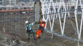 VSL Heavy Lifting: Maracanã Stadium Roof Lift