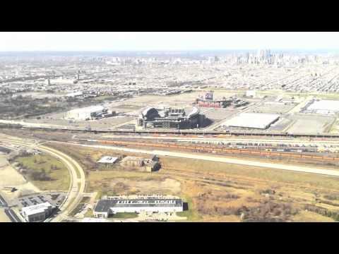 Flying - Landing Into Philadelphia International Airport (Pennsylvania, United States)