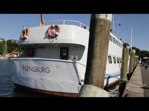 Flensburger Förde - Fördeschifffahrt