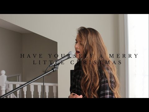 Have yourself a merry little Christmas (Cover) by Maria Bindiu