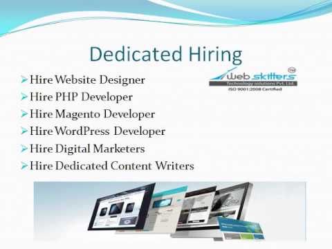 Hire web designing expert