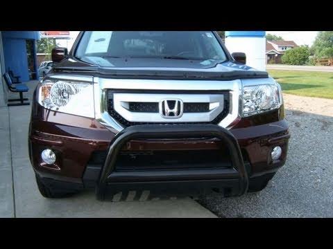 Episode #207 - 2009-2011 Honda Pilot Bull Guard Installation
