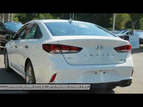 2018 Hyundai Sonata Limited For Sale In Cary NC