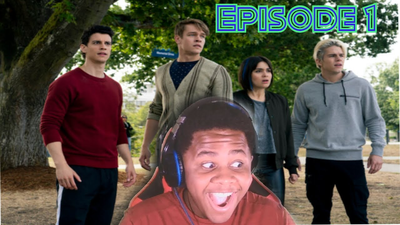 "Download The Order Season 2 Episode 1 ""Free Radicals, Part 1"" Reaction!"