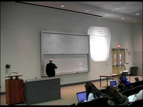 P1 Wilfrid Laurier University - Professor Richard Ennis PS 100 Lecture Part 1