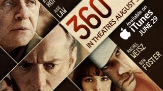 360 Movie Official HD Trailer Starring Anthony Hopkins, Jude Law, Rachel Weisz and Ben Foster