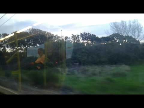 Metlink Train Service onboard Taita - Wellington (Express)