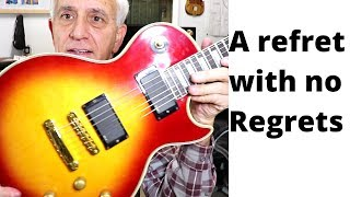 345 RSW Les Paul Doesn't Need To Fret Anymore
