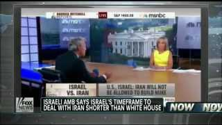Israel : Gives Obama deadline of Sept 25 to deal with Iran WW3 October Surprise (Aug 15, 2012)