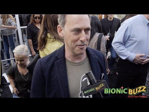 Drew Fellman Interview at the World Premiere of Pandas Mp3