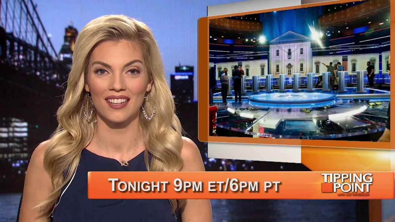 Tonight's Tipping Points: Democratic Debates & Border Crisis