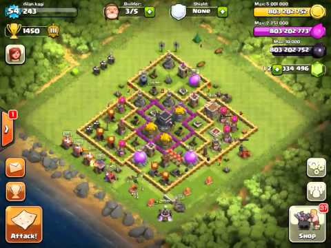 Clash Of Clans Hack 2013