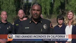 11 muertos por incendio en California