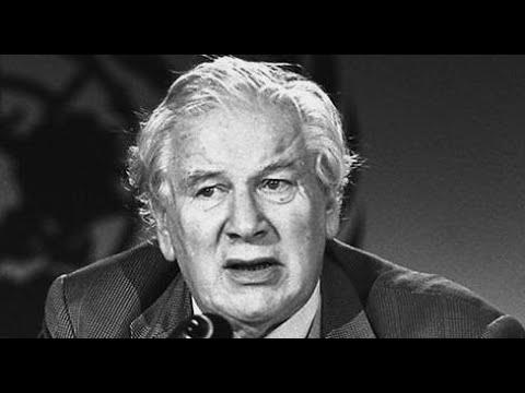 Peter Ustinov - Gespräch mit Friedrich Luft (1962)