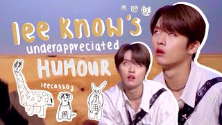 Download lagu Stray Kids Lee Know being unintentionally funny