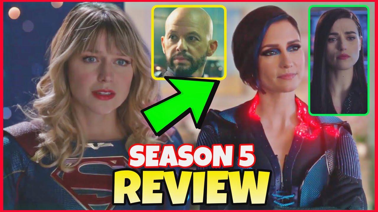 Supergirl Season 5 Full Season Review Good Or Bad Youtube