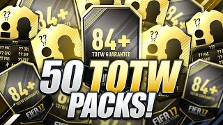 Guaranteed totw packs!