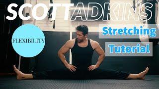 Scott Adkins Flexibility Tutorial - Follow along in real time