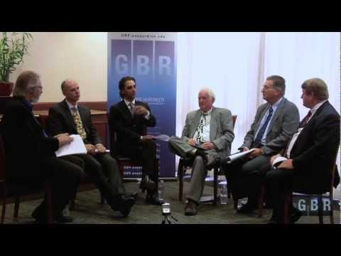 GBR Faculty Panel: Stop the Madness: A Recipe to Jump-Start the Global Economy, Part Two