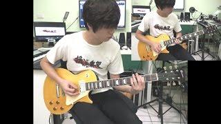 【Mayday五月天】將軍令《Guitar Cover》(bensons les paul電吉他)