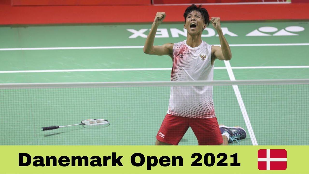 Badminton Highlights - Danemark Open 2021