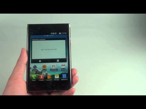 Tinhte.vn - Trên tay LG Optimus Vu