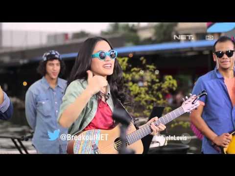 Breakout NET with Levi's - Nidji Feat Sheryl Sheinafia - Hapus Aku