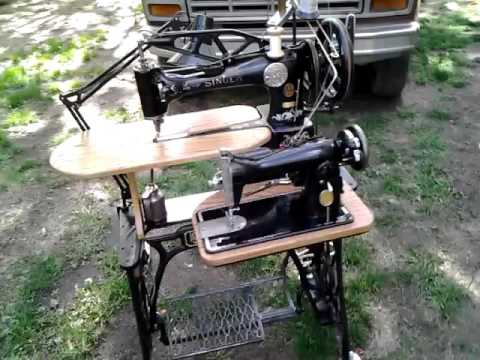 singer deluxe sewing machine