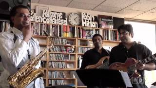 Rudresh Mahanthappa: NPR Music Tiny Desk Concert