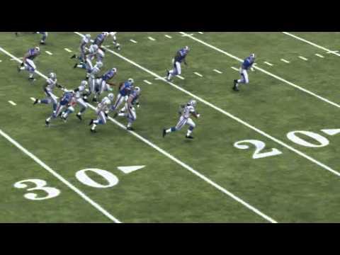 Ernie Sims pick-six vs Buffalo