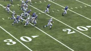Ernie Sims pick-six vs Buffalo