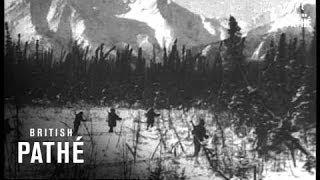 Cold War Spreads To Frozen North (1950)