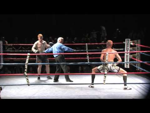 Steve Collins Jr vs  Ralph Johnson