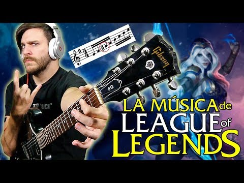 LEGENDS NEVER DIE | ANÁLISIS MUSICAL (Worlds 2017 - League of Legends)