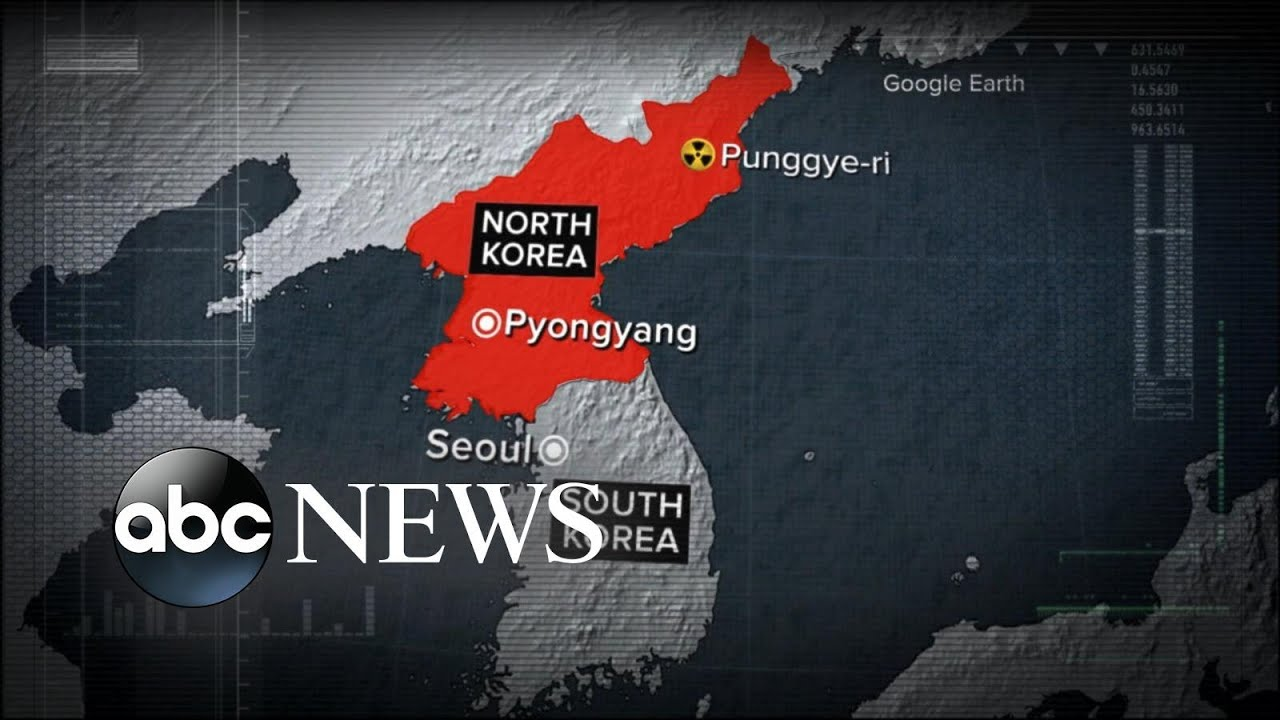 South Korea responds to North Korea's largest nuclear test