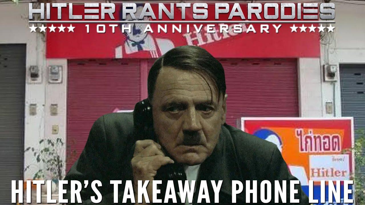 Hitler's Takeaway Phone Line
