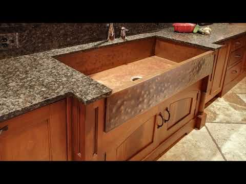 Farmhouse Style Sinks