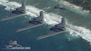 U.S. Deploys B-2 Bombers and 200 Airmen to Hawaii
