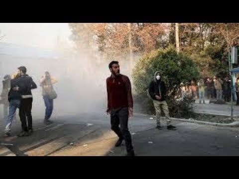 Iran Protest: Death Toll Rises As Protest Continues