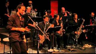"Gregorio Uribe Big Band - ""¿Por qué se irá mi niño?"" (Live at Theater For The New City - NYC)"